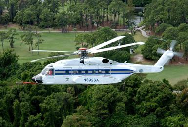 西科斯基是一家美国飞机和直升机制造商