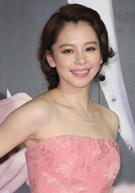 徐若瑄新娘妆美的不像样