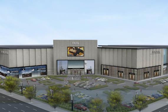 作为滨海新区第一座真正意义上的精品购物中心,金元宝滨海国际购物