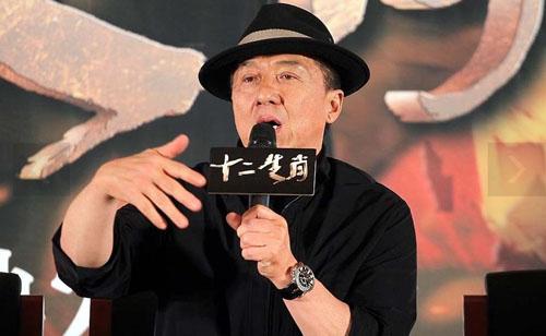 成龙聊起林凤娇; 《十二生肖》首映 为让林凤娇客串成龙求了一年; 图片
