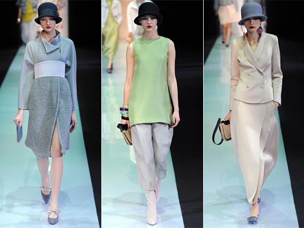 简约的设计自然也就会低调很多,款式以及色彩上的简约让服装看