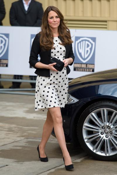 皇家Style 英国王室穿衣经