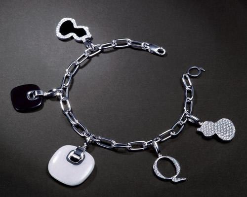 qeelin珠宝tiendi系列手链
