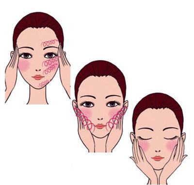 皮肤纹理的凹凸也变得均匀,可以防止毛孔老化扩张.图片