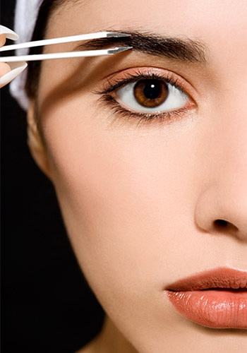 初学者必学的化妆步骤: 修眉