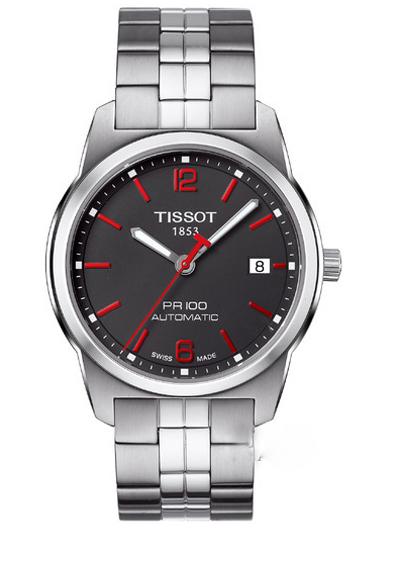 天梭表 (Tissot) 2014年PR100系列腕表-天梭表特别款腕表 第十七届图片