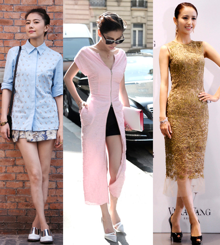 备战纽约时装周 女星该穿什么