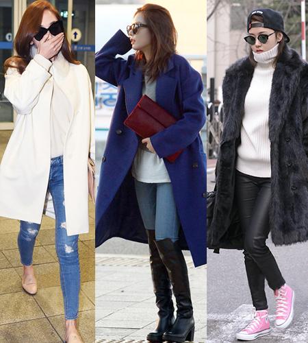 【最新】用时髦韩流style抵抗住瑟瑟寒流