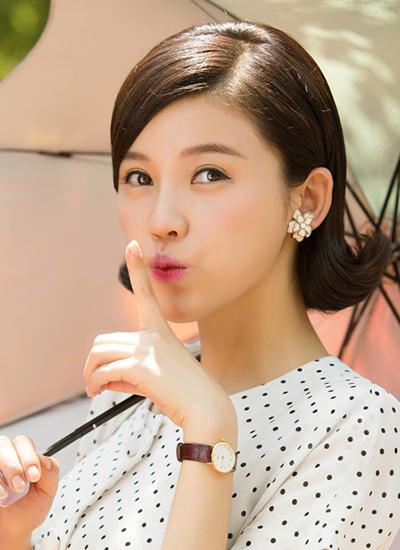 【美容】复古妆热度不减 让你留住20岁
