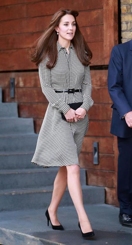 【最新】凯特王妃都穿千鸟格了!你呢?