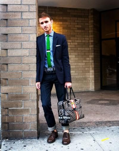 男装领带配饰