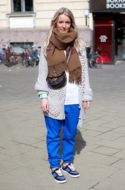 菱形纹理针织外套
