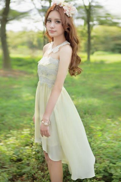 清新仙女装